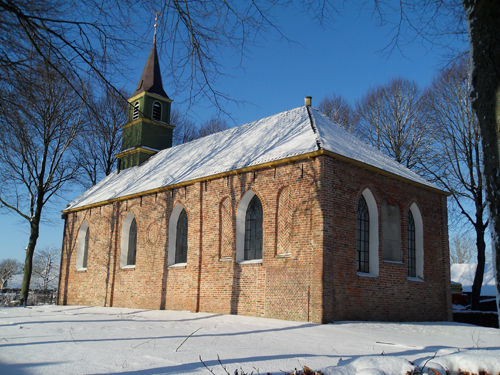 kerk-winter