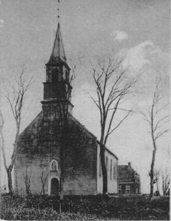 Tinallinger kerk in vroeger tijden